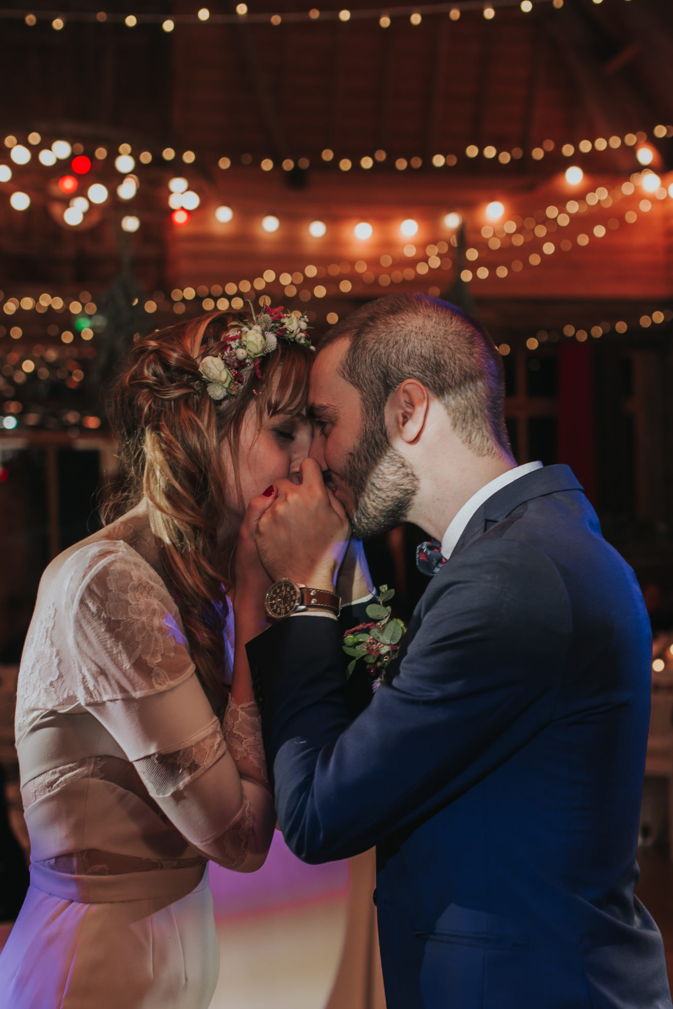 Première danse mariés manoir Fresnaye