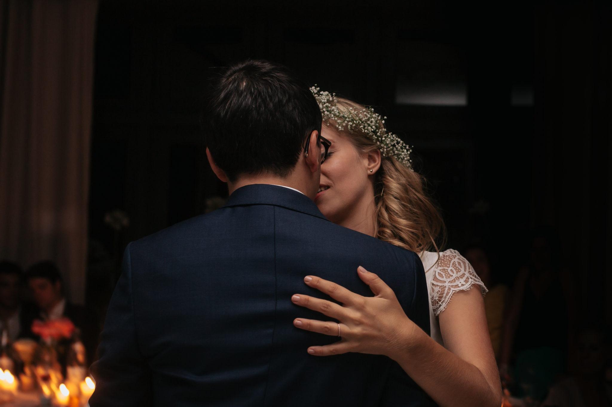 Première danse mariage Domaine Laumondiere Bagnoles de l'Orne