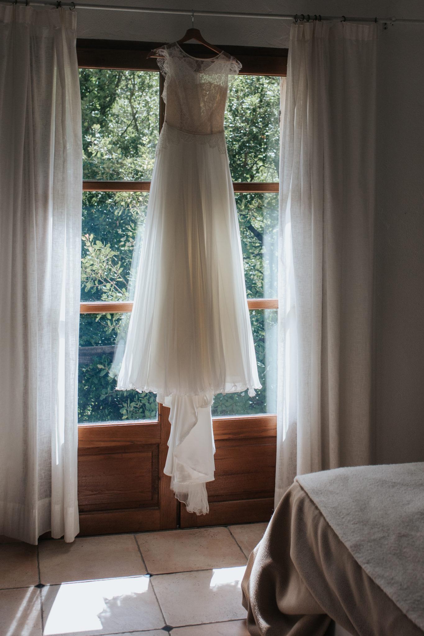Robe mariée de Valouse Drome Provencale