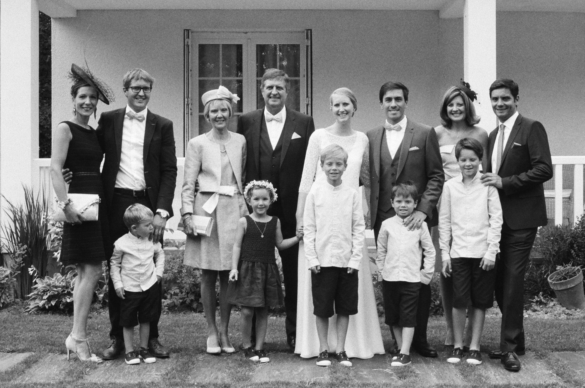 Portrait famille Varengeville sur Mer