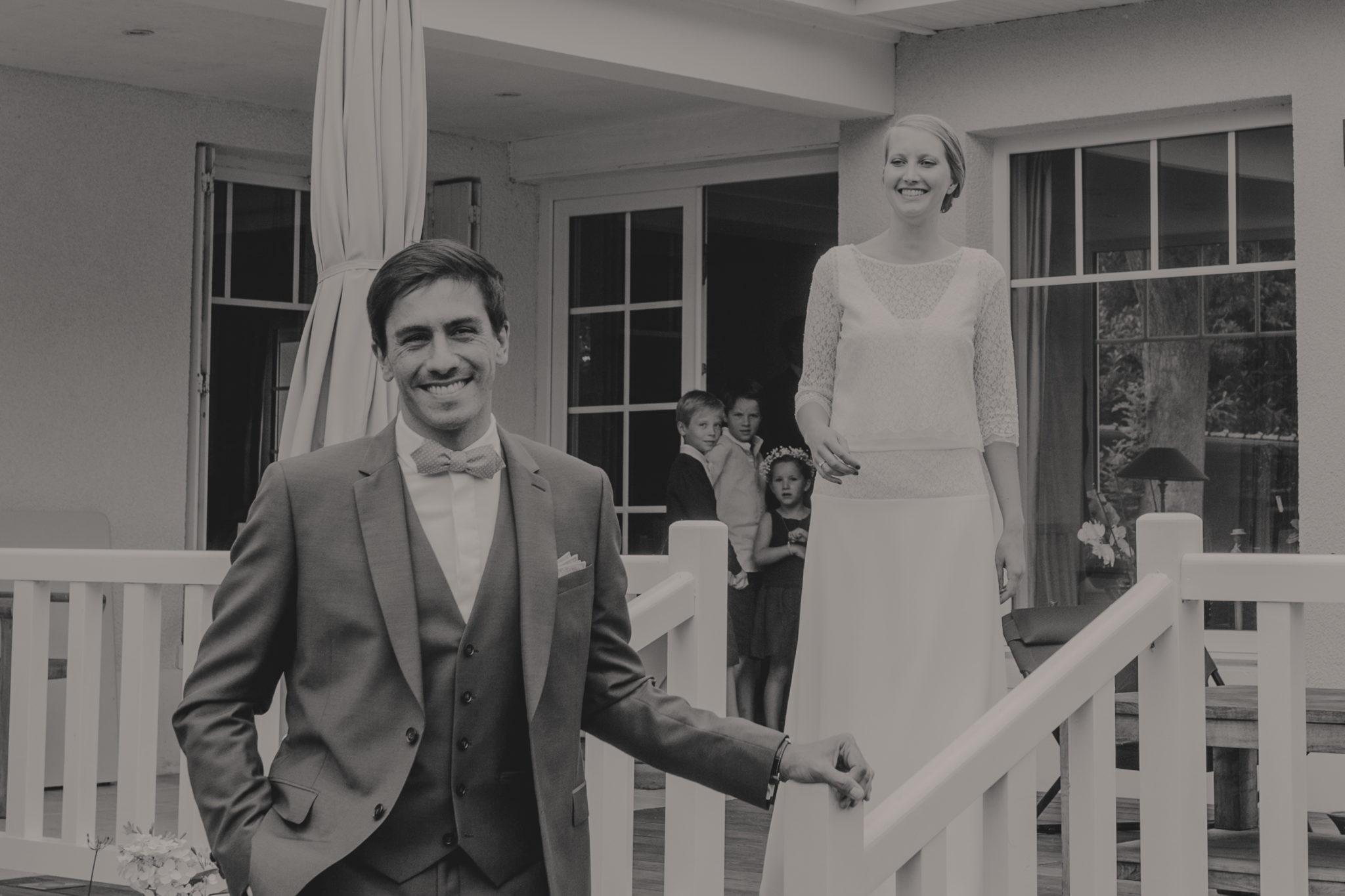 Découverte mariés first look Varengeville sur Mer