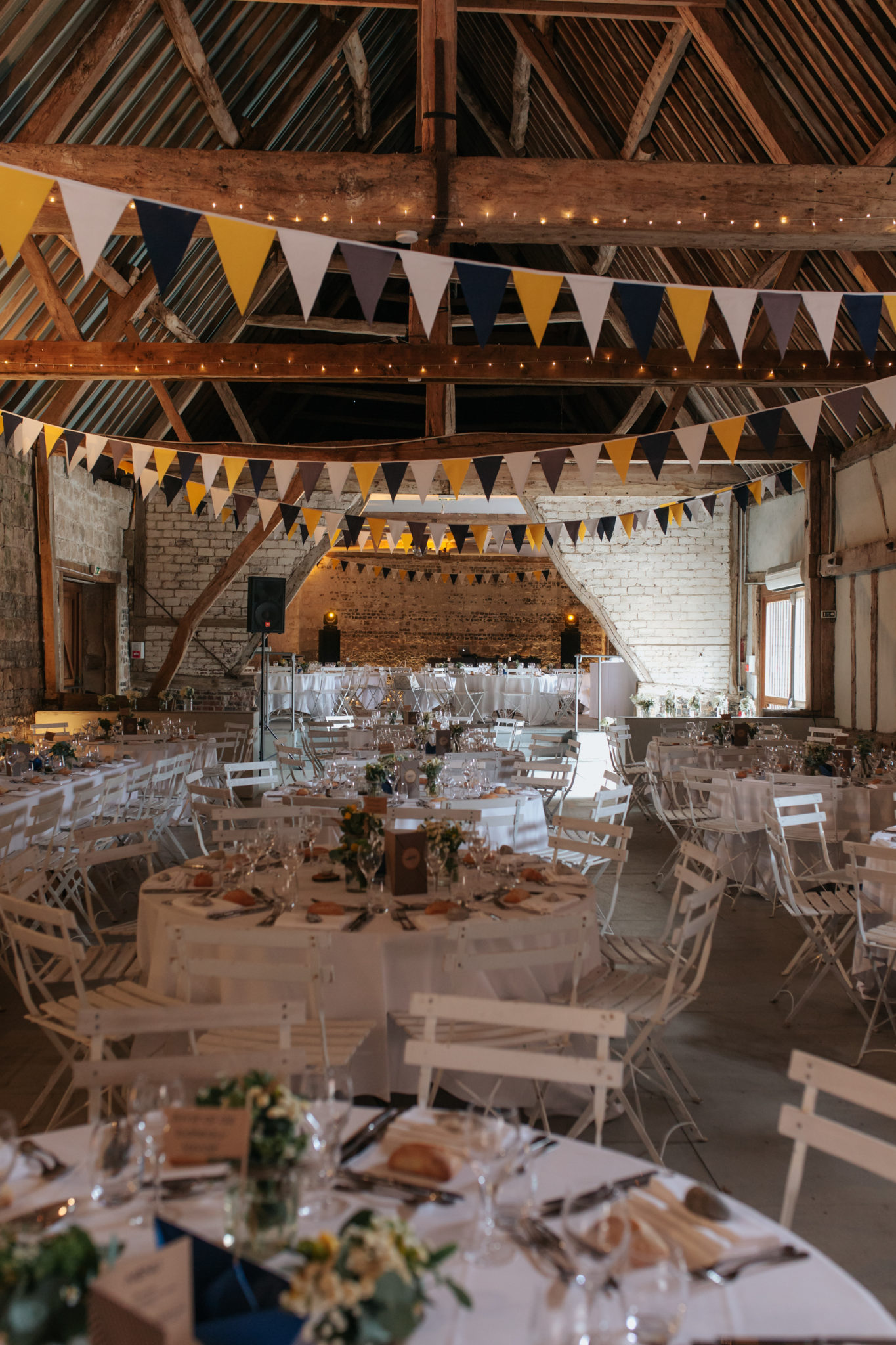Salle réception dîner Manoir Ango Varengeville sur Mer