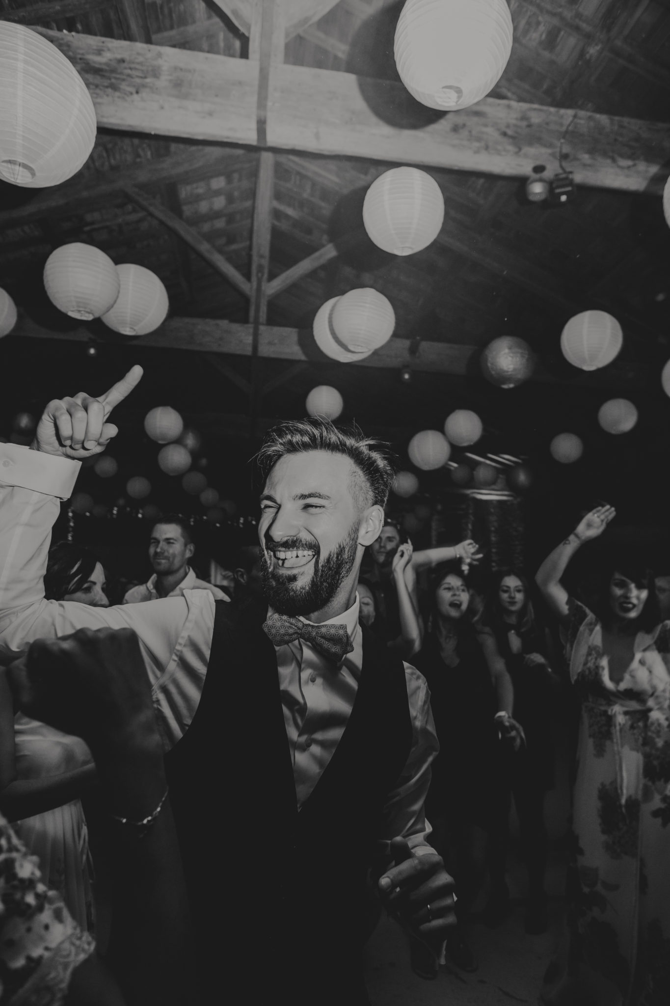 Danse marié Domaine de l'Ordre des Compagnons du Beaujolais Lacenas