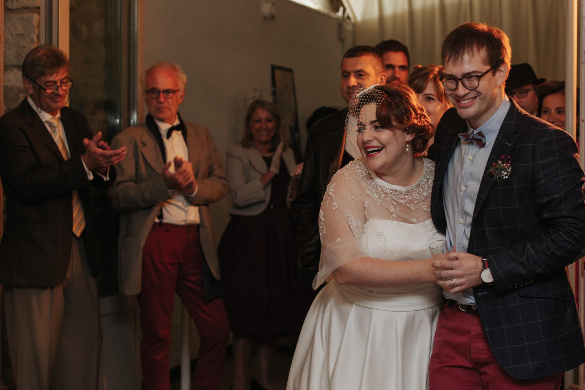 Cocktail danse Mariage 50s Domaine Mauvoisin Lommoye