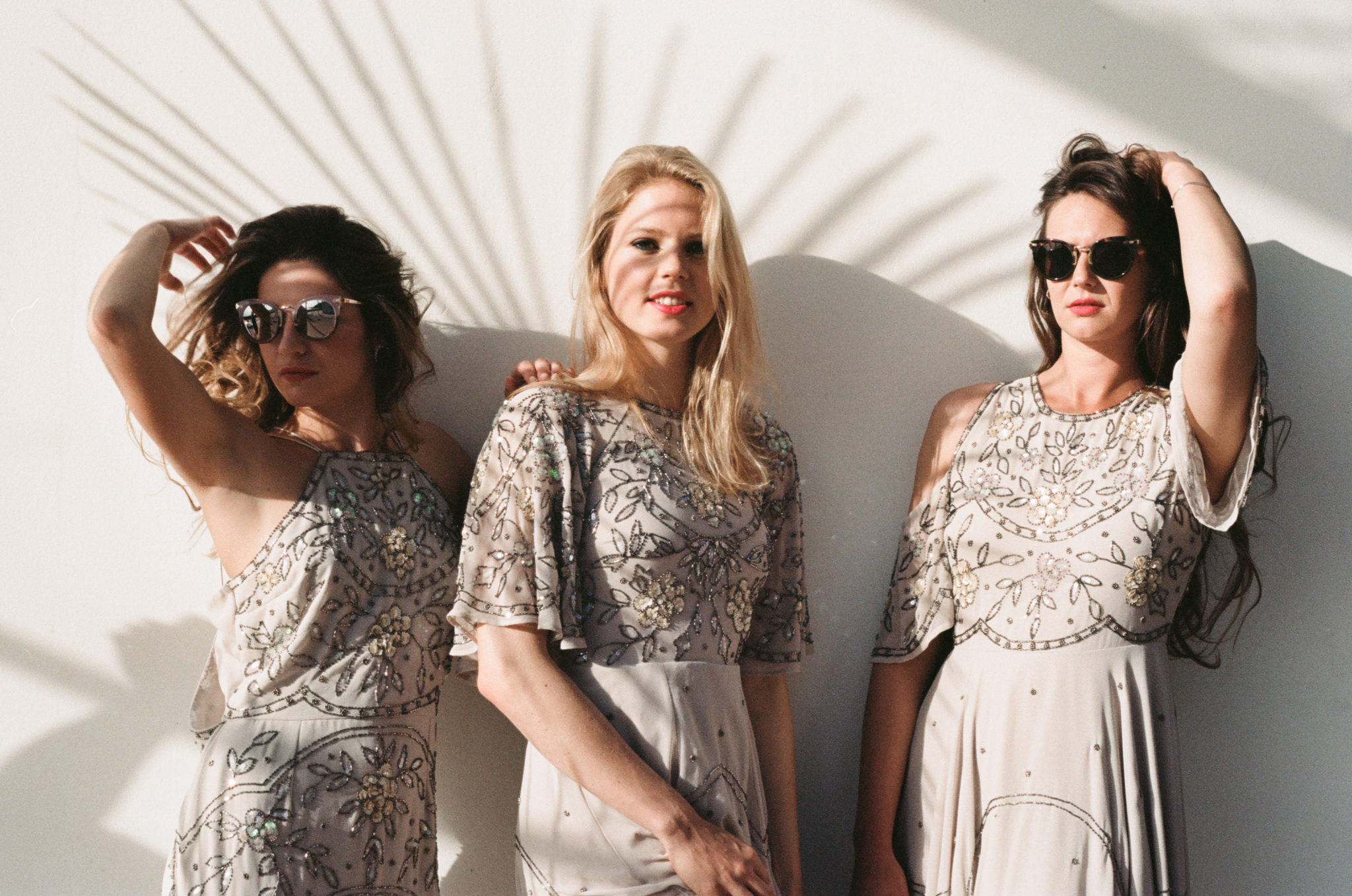 Granville Le wedding Bridesmaids robes Asos lunettes Stella and Dot plage