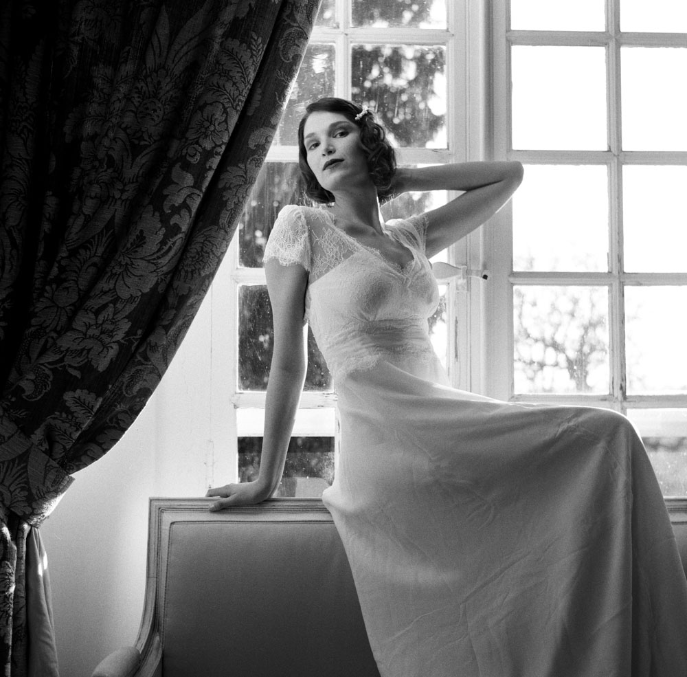 Le Mesnil d'O Le Wedding robe Elsa Gary