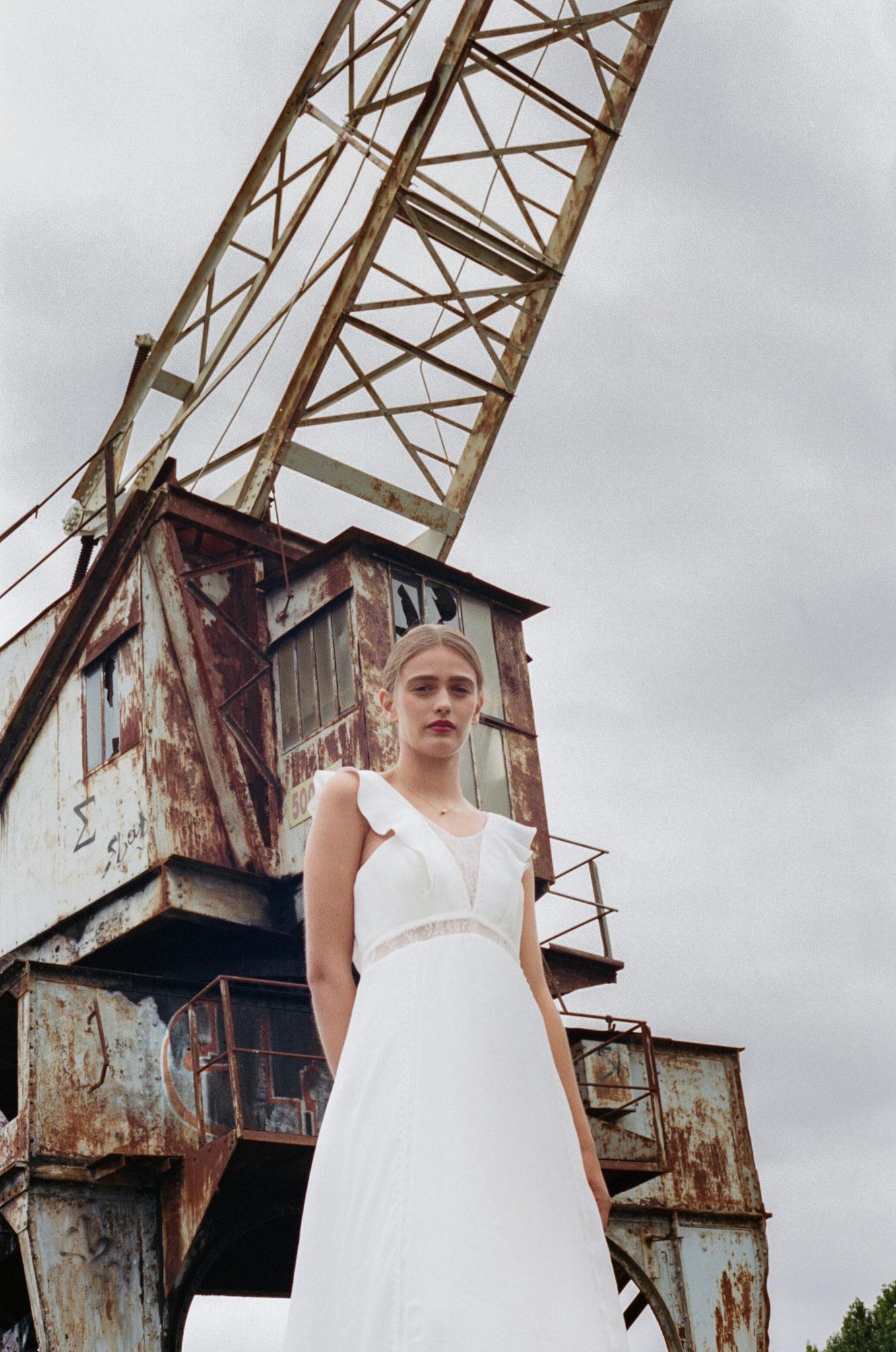 Le Wedding Urban Brides robe Mademoiselle O Presqu'île Caen