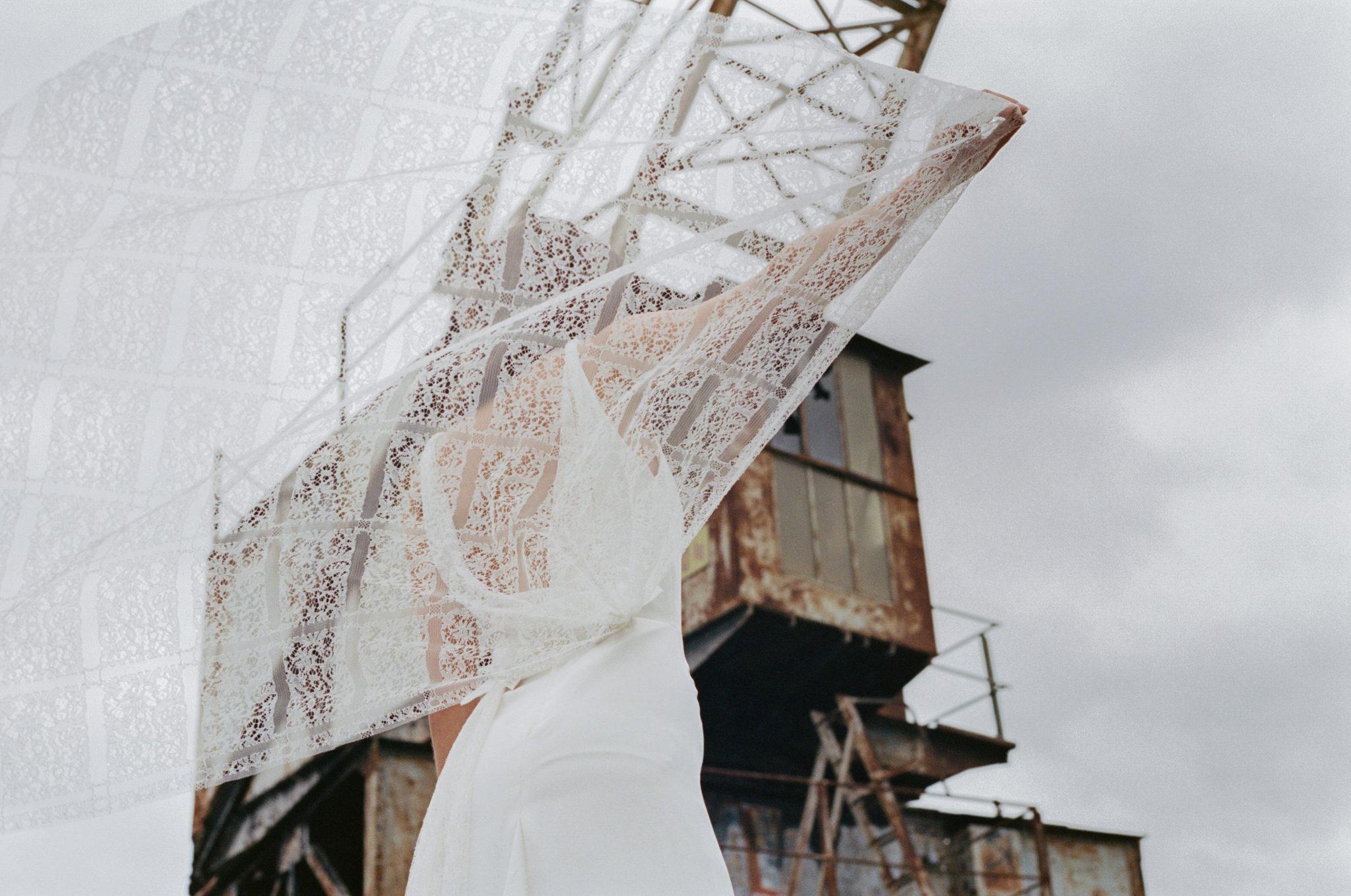 Le Wedding Urban Brides robe Gilles Zimmer Presqu'île Caen