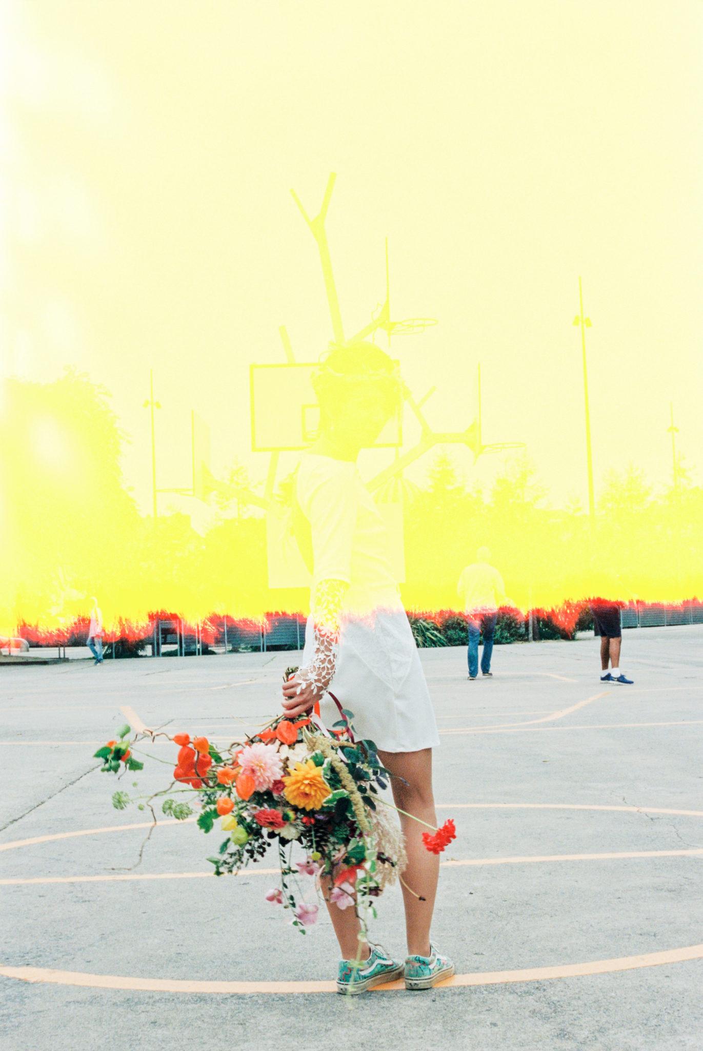 Urban folk Nantes robe Andralys baskets vans