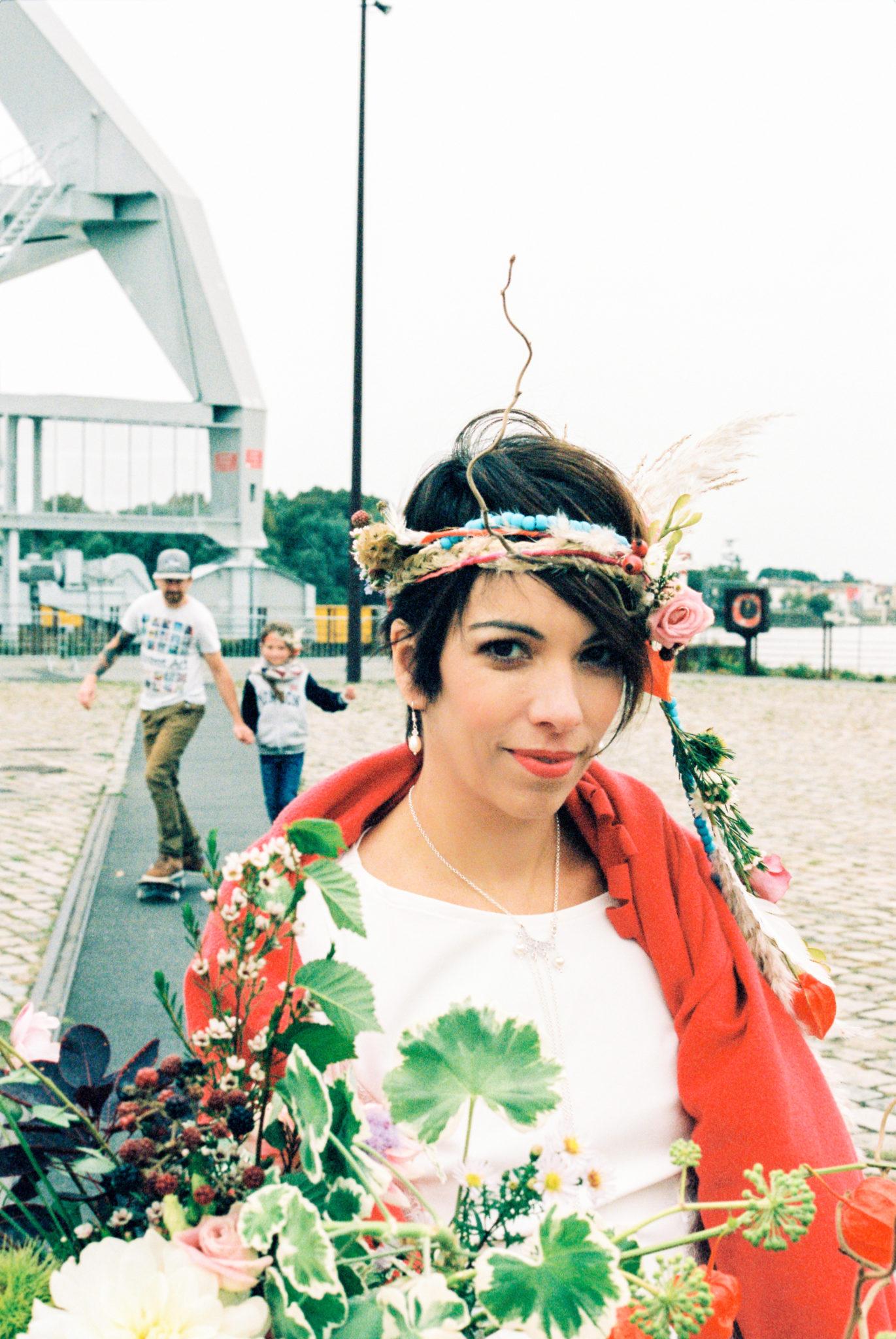 Urban folk Nantes robe Andralys
