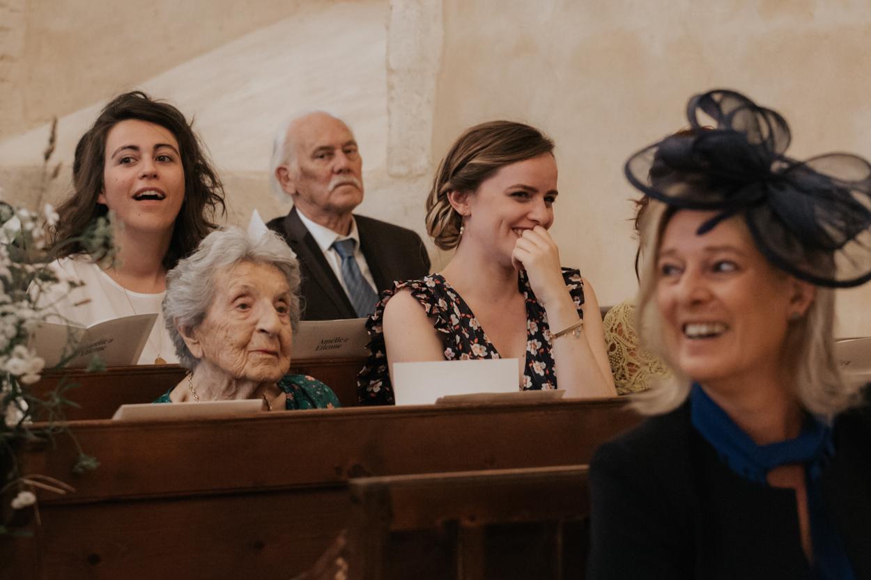 invités église notre dame estrées pays auge normandie