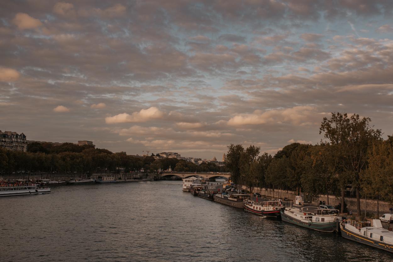 Pont Bir Hakeim Seine Paris 15e