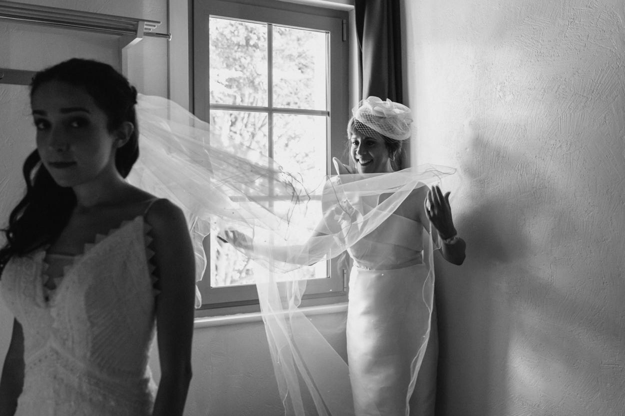 habillage mariée robe voile hazebrouck