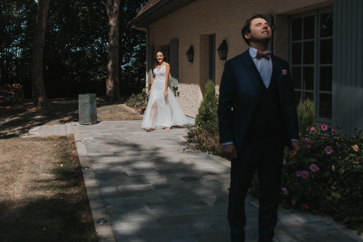 découverte des mariés mariage franco-mexicain hazebrouck