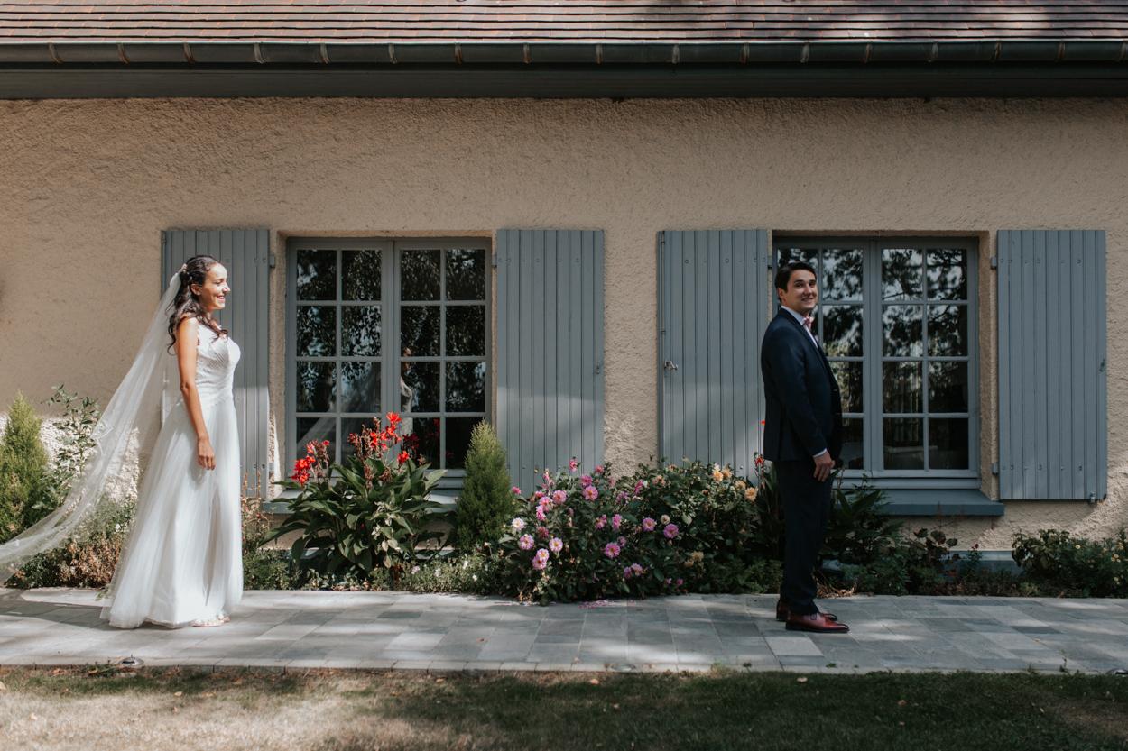 découverte des mariés mariage franco-mexicain