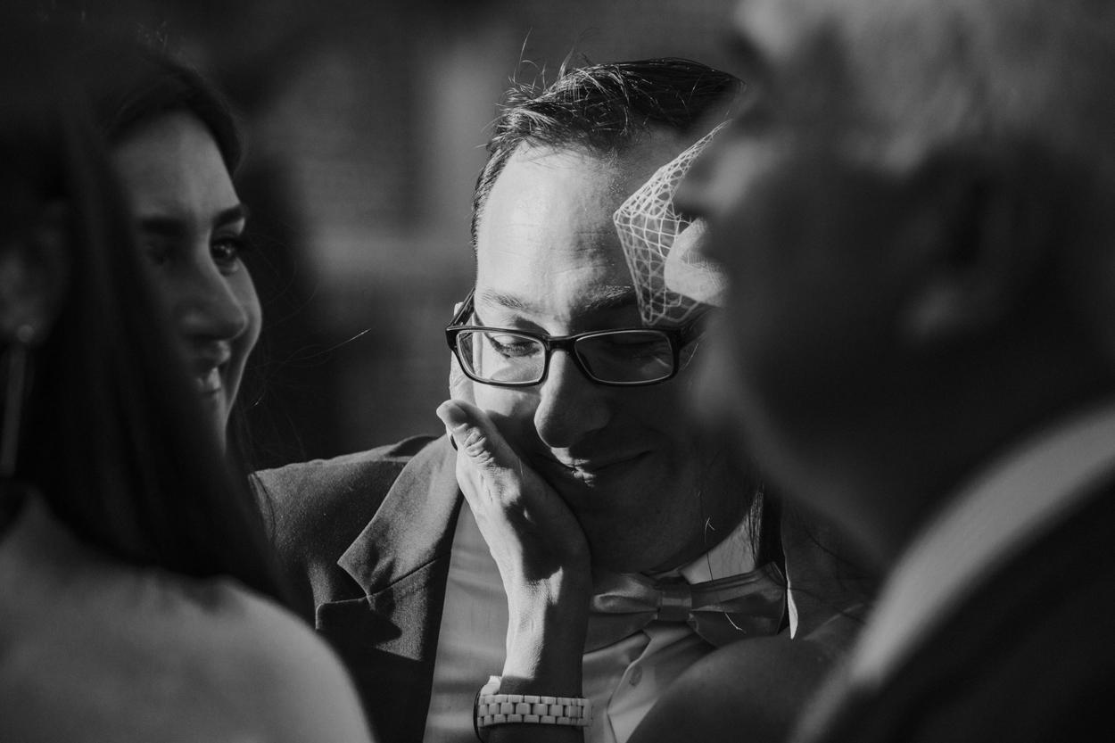 invités cocktail mariage franco-mexicain