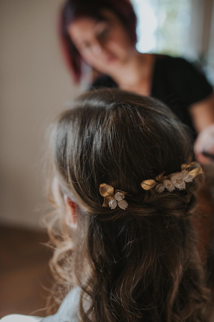 bijoux cheveux coiffure mariée