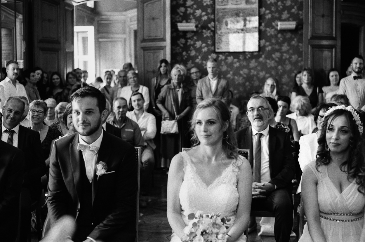 mariage mairie bagnoles de l'orne chateau de la roche-bagnoles