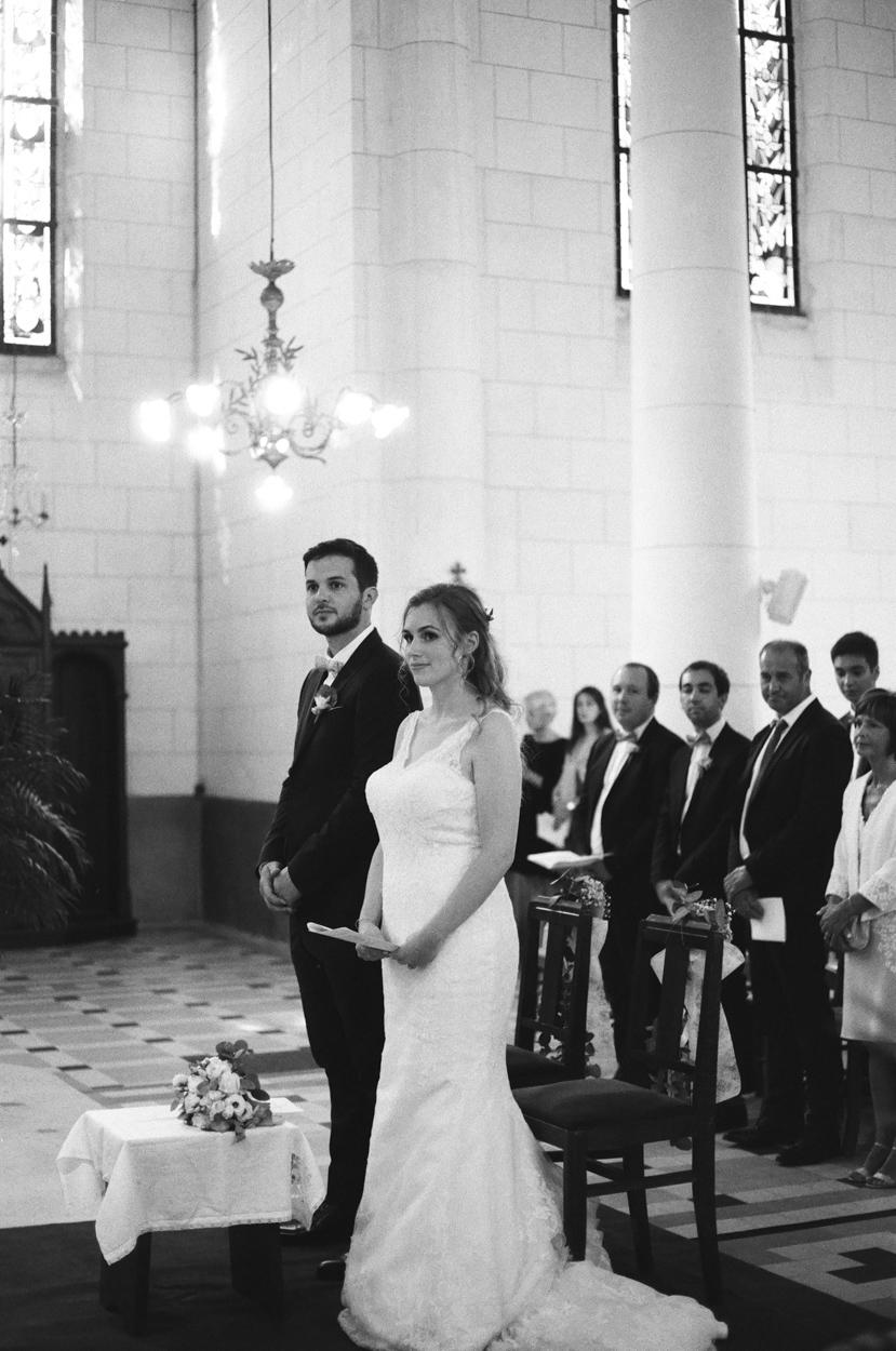 cérémonie religieuse église sacré coeur bagnoles de l'orne