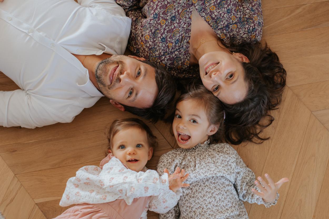 séance famille fontainebleau portrait parents enfants