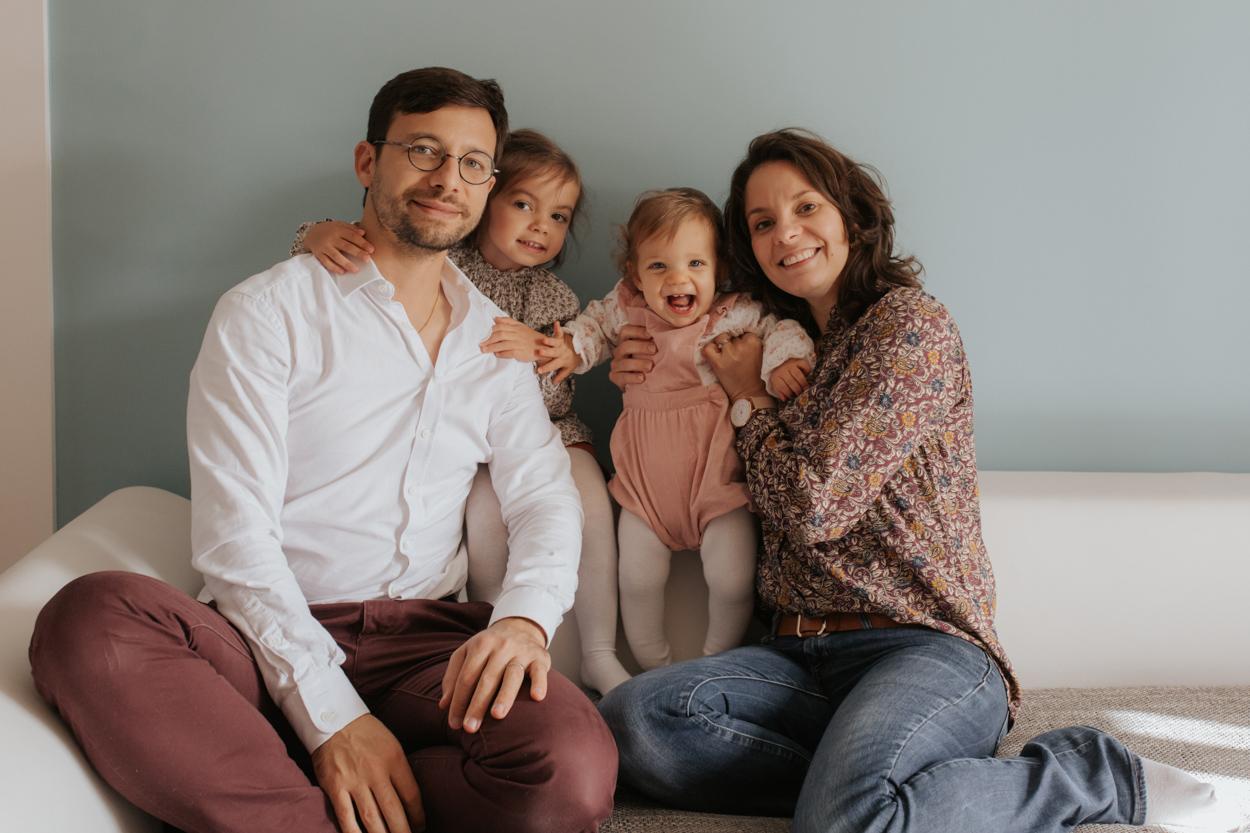séance famille fontainebleau portrait parents enfants lifestyle